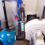 Ammoniumstrippung für Biogasanlage in Heppenheim